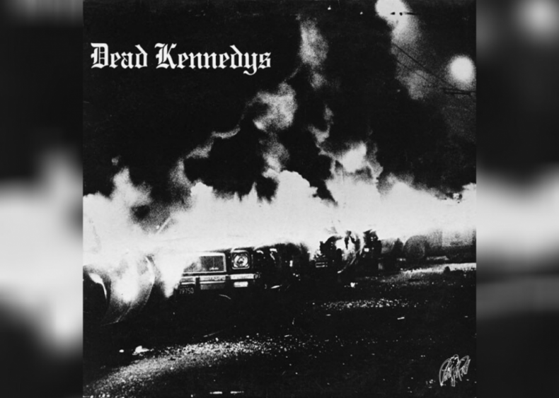#38. 'Fresh Fruit For Rotting Vegetables' by Dead Kennedys