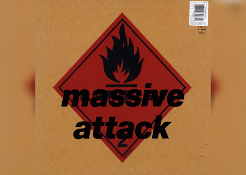 #36. 'Blue Lines' by Massive Attack