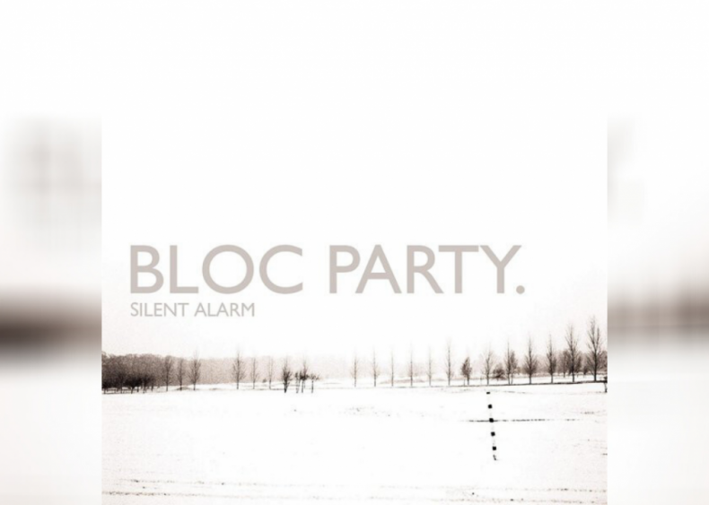 #35. 'Silent Alarm' by Bloc Party