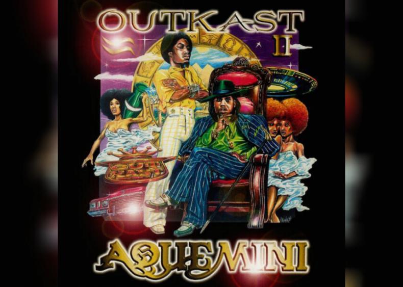 #34. 'Aquemini' by OutKast