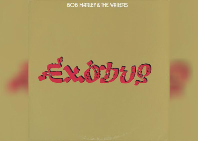 #32. 'Exodus' by Bob Marley & The Wailers