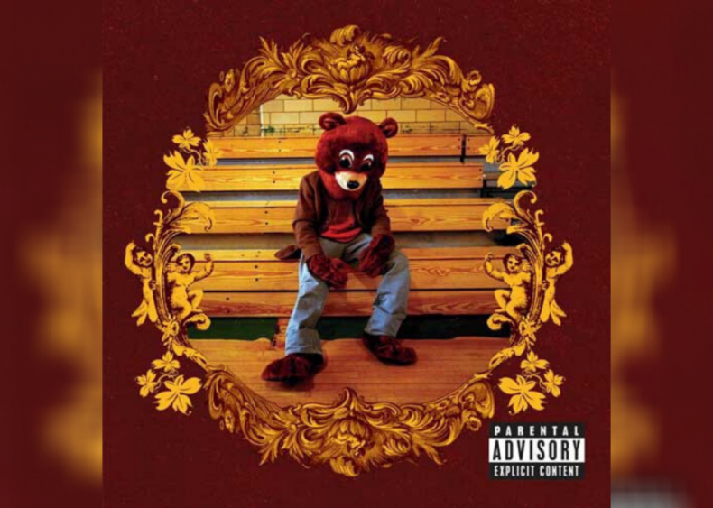 #22. 'The College Dropout' by Kanye West