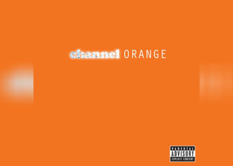 #20. 'Channel Orange' by Frank Ocean