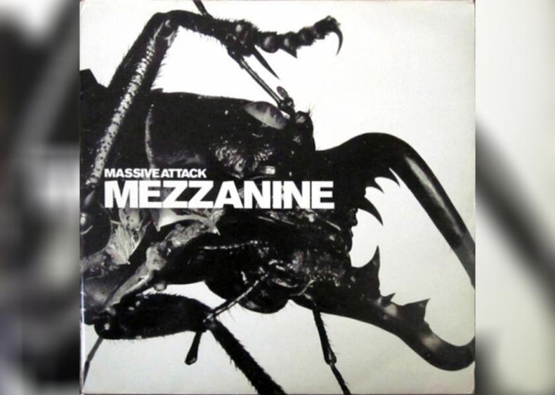 #19. 'Mezzanine' by Massive Attack