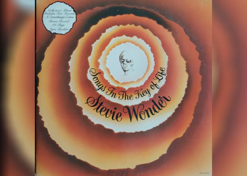 #18. 'Songs In The Key Of Life' by Stevie Wonder