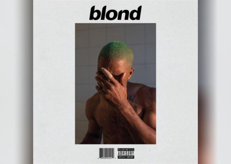 #17. 'Blonde' by Frank Ocean