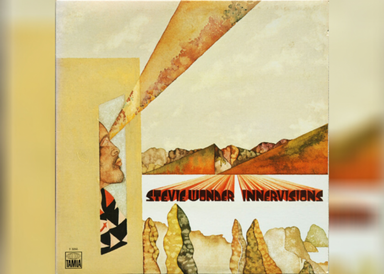 #16. 'Innervisions' by Stevie Wonder
