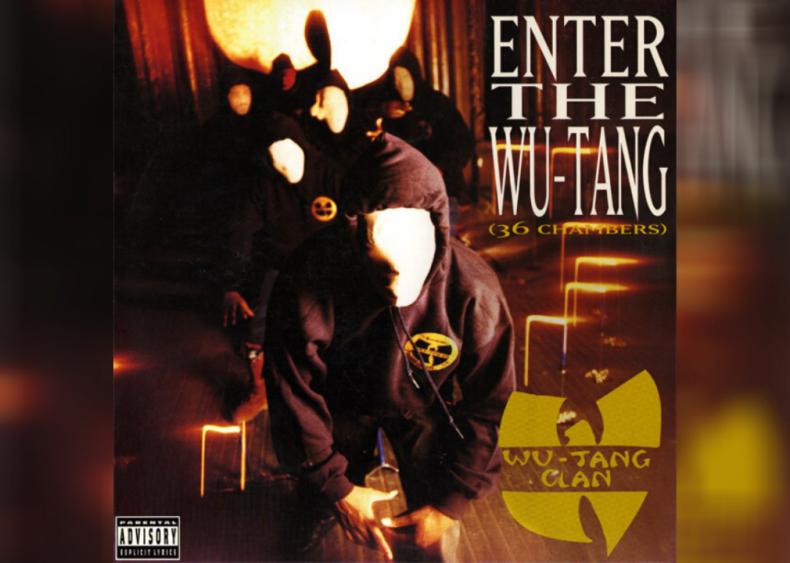 #15. 'Enter The Wu-Tang (36 Chambers)' by Wu-Tang Clan