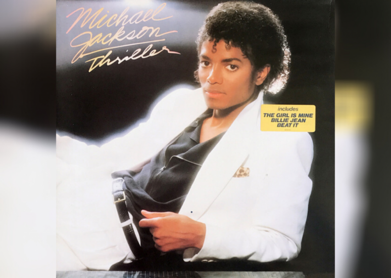 #11. 'Thriller' by Michael Jackson
