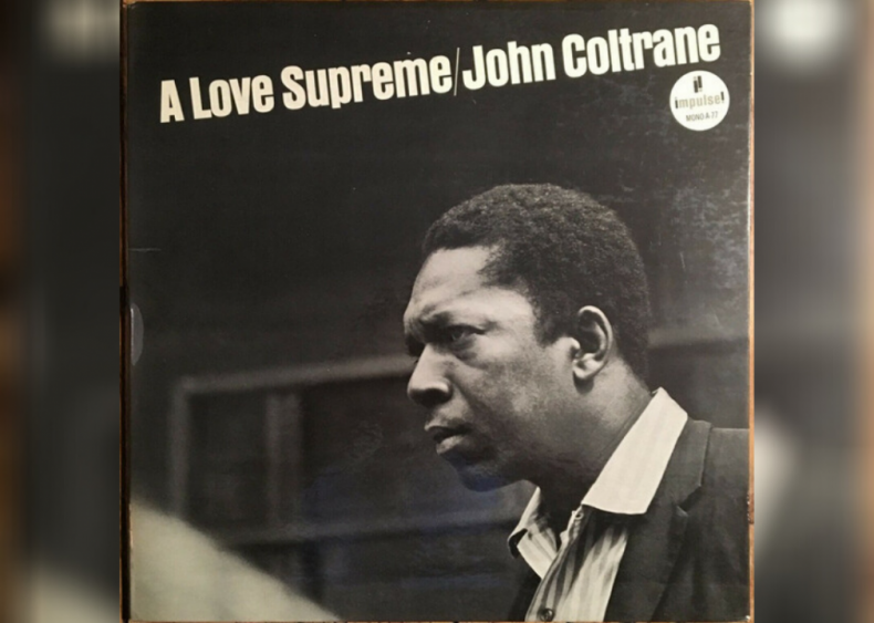 #10. 'A Love Supreme' by John Coltrane