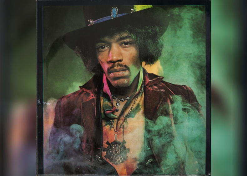 #9. 'Electric Ladyland' by The Jimi Hendrix Experience