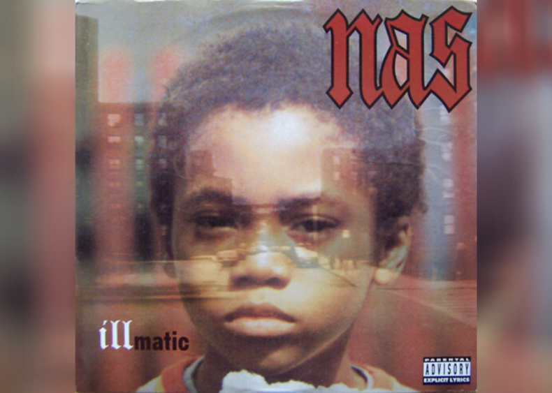 #7. 'Illmatic' by Nas