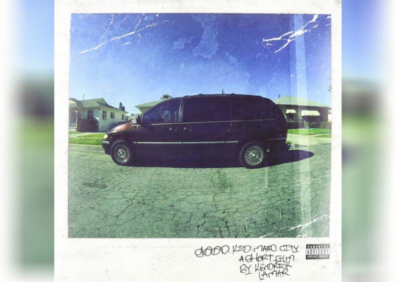 #5. 'Good Kid, m.A.A.d City' by Kendrick Lamar