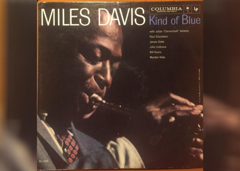 #4. 'Kind Of Blue' by Miles Davis