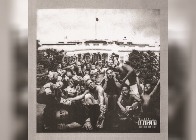 #1. 'To Pimp a Butterfly' by Kendrick Lamar