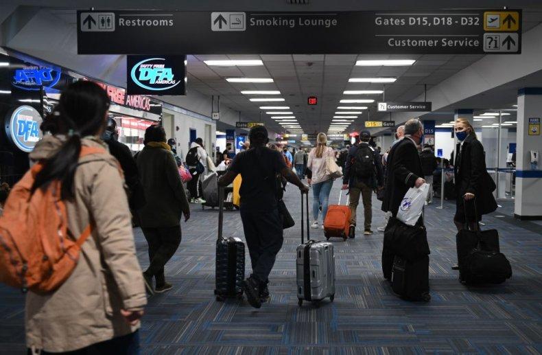 Dulles International Airport, Virginia