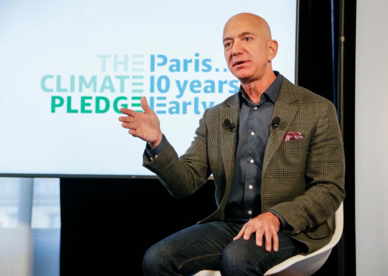 February 15: Jeff Bezos launches Bezos Earth Fund