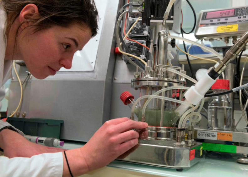 April 14: A plastic recycling enzyme uncovered