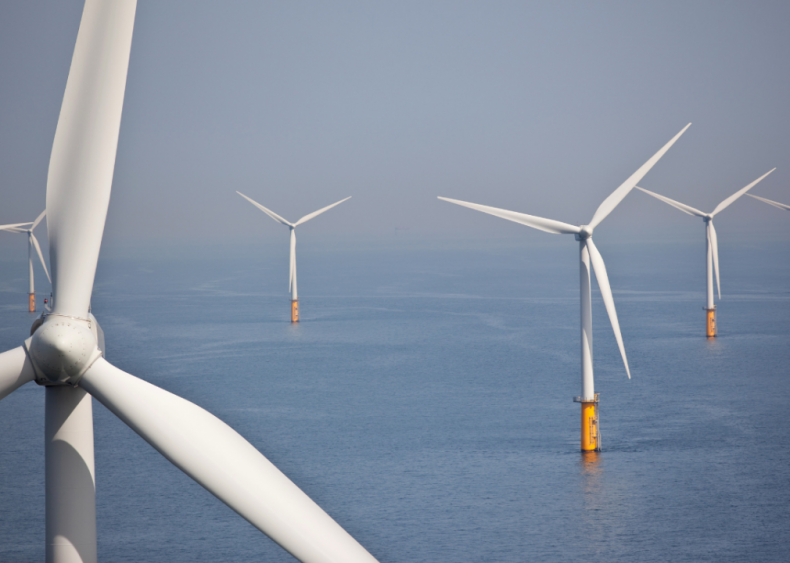 May 22: Country's first freshwater wind farm approved