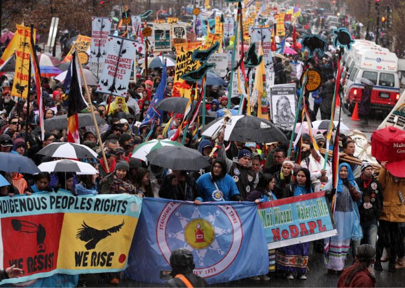 July 5: Dakota Access Pipeline temporarily shut down