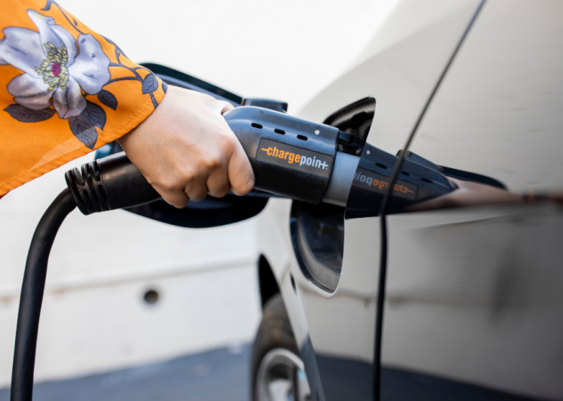 September 22: California bans the sale of gas-powered cars