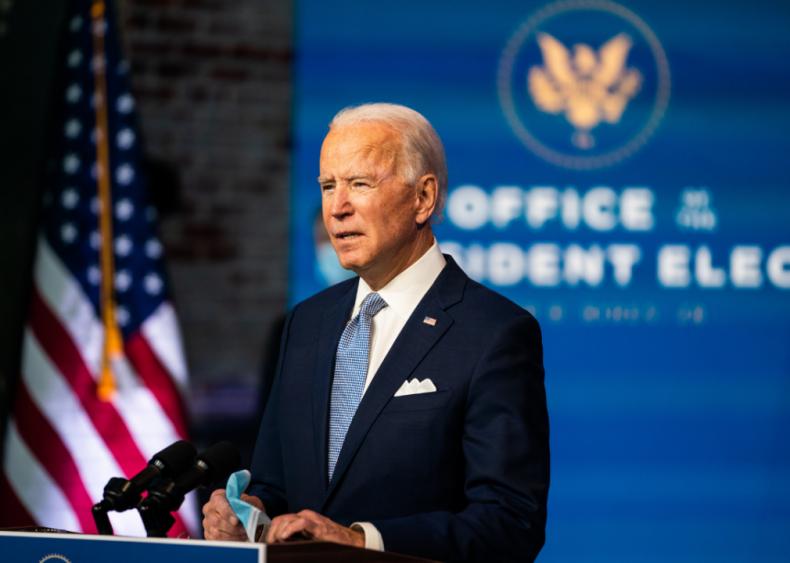 """November 17: Biden vows to run a """"climate administration"""""""