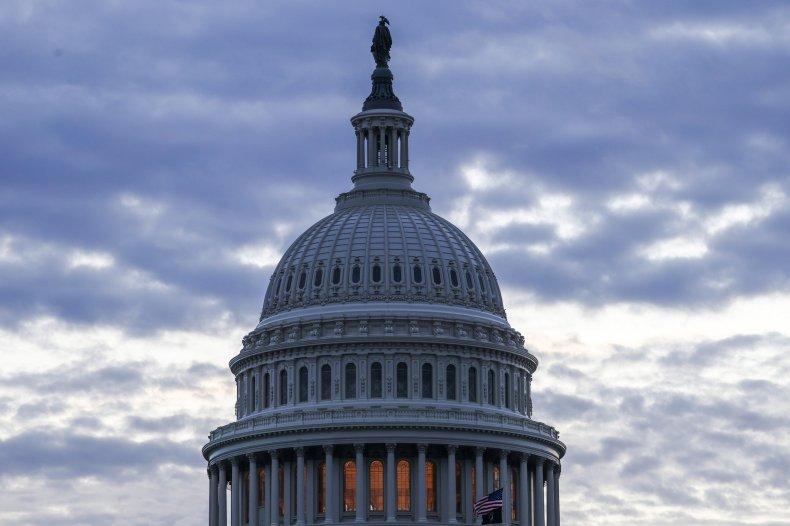 Capitol Building $2,000 coronavirus stimulus