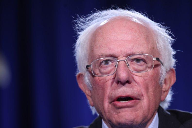 bernie sanders threatens filibuster over stimulus checks