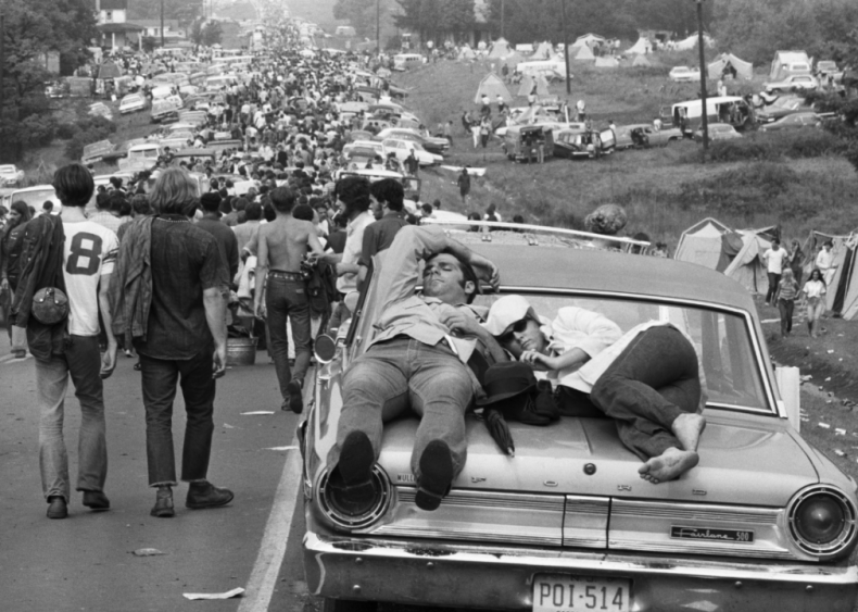 Woodstock unifies a movement