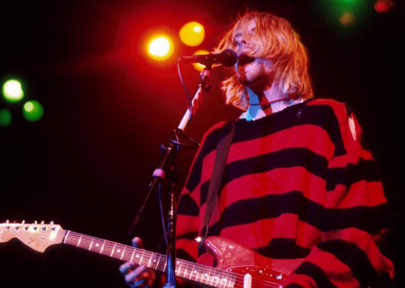 Nirvana puts a spotlight on Seattle