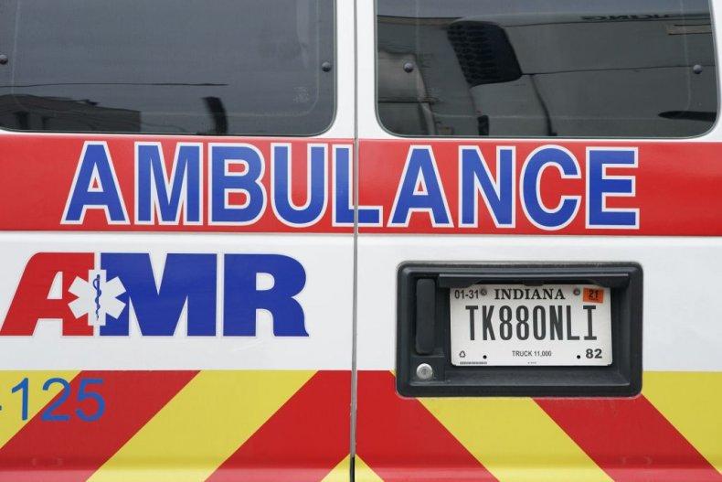 Indiana ambulance