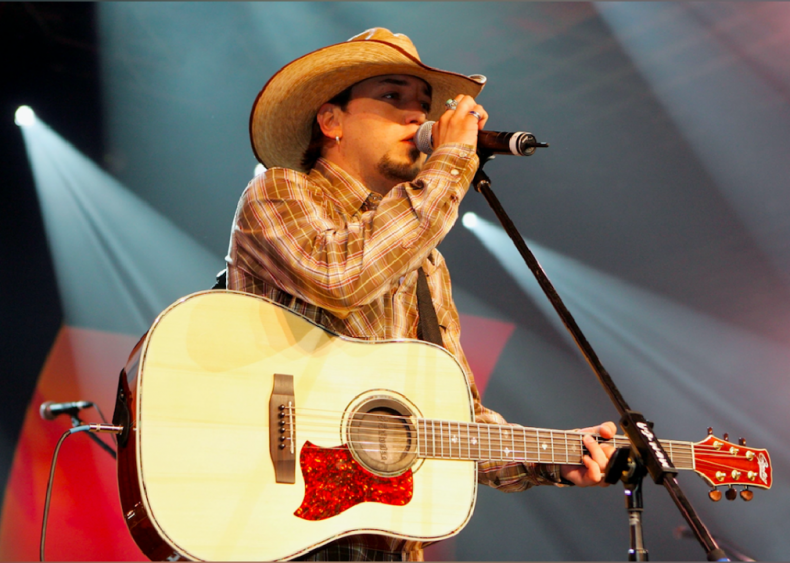 #43. 'Burnin' It Down' by Jason Aldean