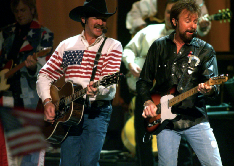 #40. 'Ain't Nothing 'Bout You' by Brooks & Dunn