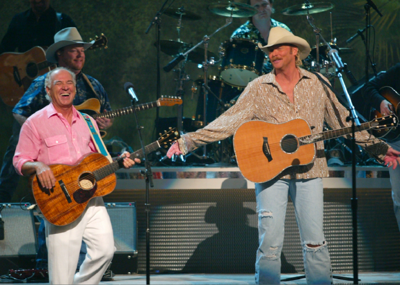 #33. 'It's Five O'Clock Somewhere' by Alan Jackson and Jimmy Buffett