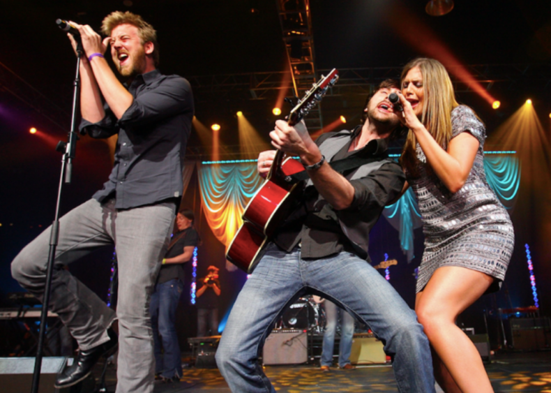 #14. 'Need You Now' by Lady Antebellum