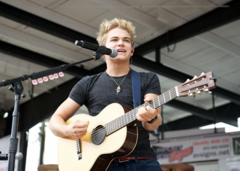 #3. 'Wanted' by Hunter Hayes