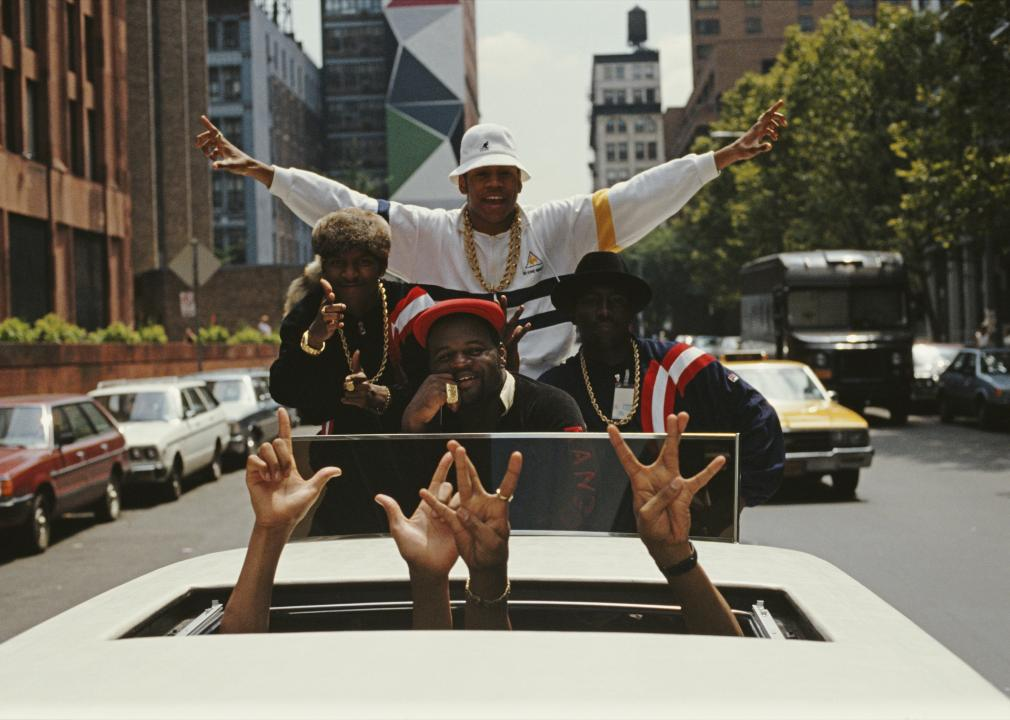 The 50 moments that defined hip-hop, in photos