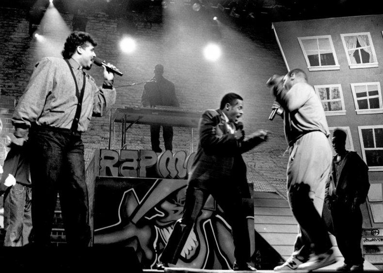 'Rapper's Delight'
