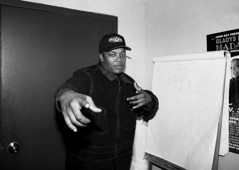 Dr. Dre releases 'The Chronic'