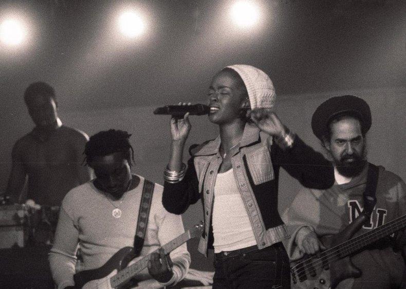 Lauryn Hill's Grammy dominance