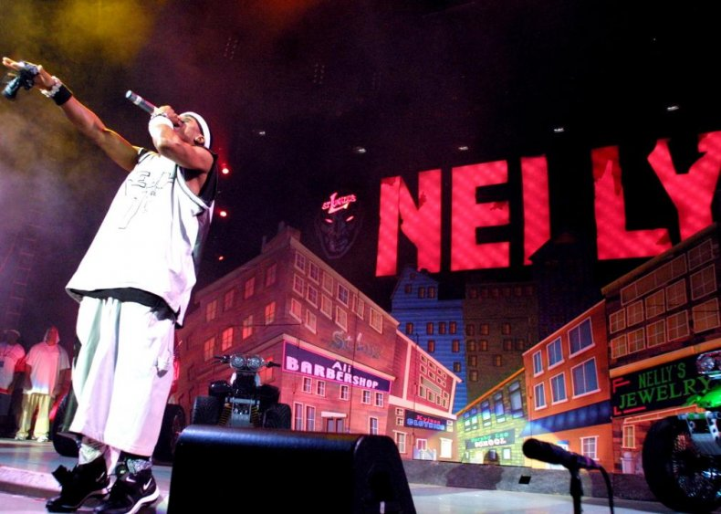 Nelly's country grammar