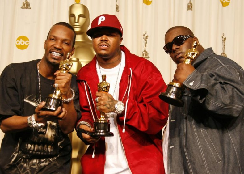 Rap gets a nod from the Academy