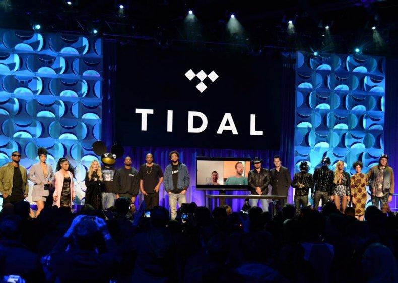 Jay-Z's Tidal wave of success