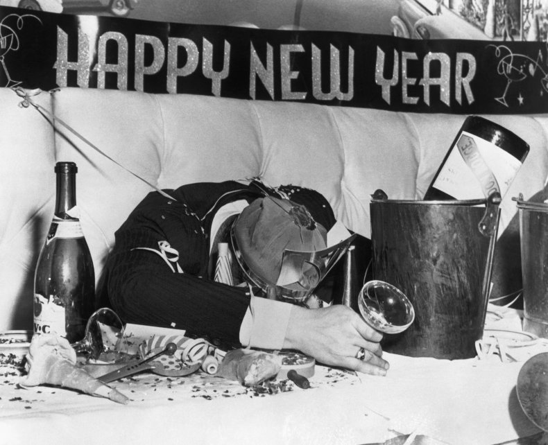 New Year's Day Hangover Cures