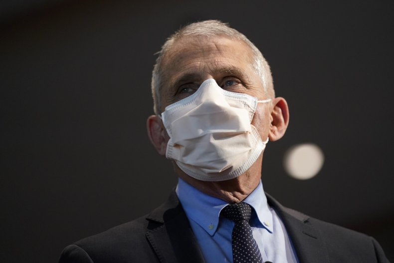 Fauci Warns COVID-19 Pandemic Will Get Worse