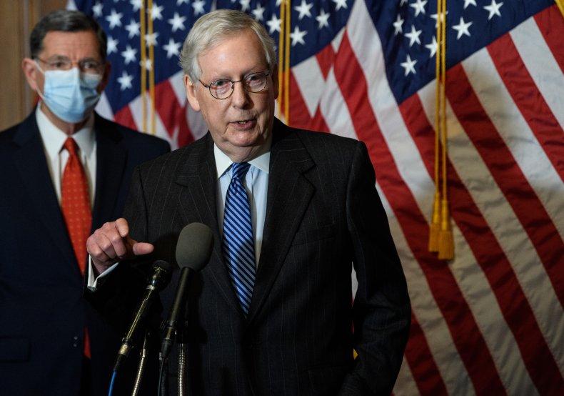 McConnell Blocked GOP Senate Approving $2,000 Checks