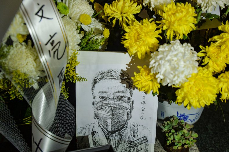 Tributes Pour in for Wuhan Whistleblower Doctor