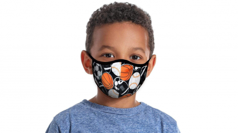Sporty Face Mask masQd Kids