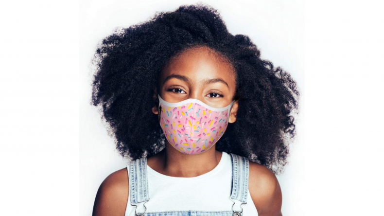 Sprinkles Face Mask masQd Kids