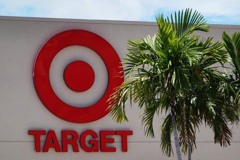 Target store Miami Florida August 2020